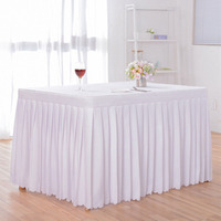 Tablecloth Table Skirt Tablecloth Wedding Meeting Sign In Hotel Restaurant Tablecloth Advertising Office Coffee Table 2