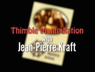 Las Vegas Thimbles By Jeff McBride Magic Tricks