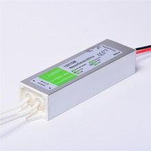 LED Power Supply Waterproof Switch DC12V DC24V Transformer 80W 100W 120W 150W Underwater Lighting Input AC110V 220V