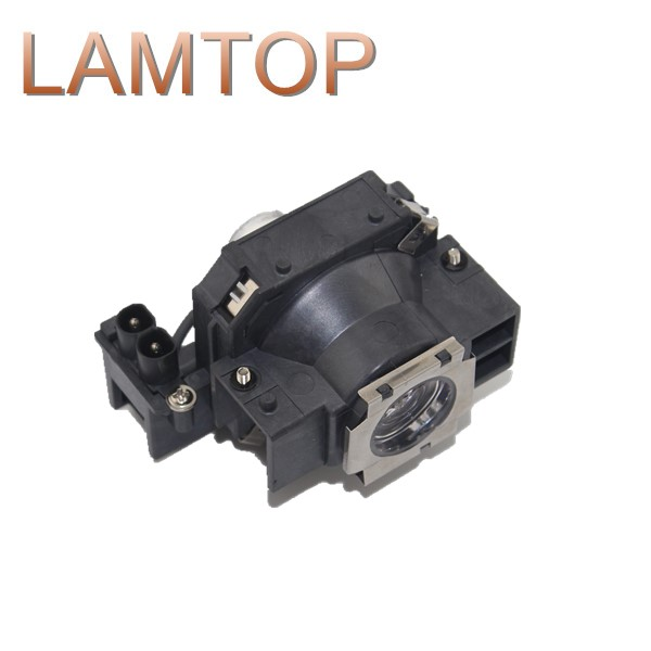 Original projector lamps/ projector bulb with cage ELPLP32   fit for EMP-760 EMP-765 free shipping bl fp230d original projector bulb with cage fit for hd200x hd2200 eh1020 hd20lv