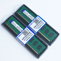 NEW 4GB 2X2GB PC3 10600 DDR3 1333MHZ Desktop Memory High Density Only For AMD CPU Motherboard