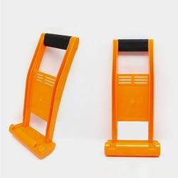 Maksymalne obciążenie 80 KG podnośnik planszowe obciążenia najwyższej jakości Panel przewoźnika ze sklejki przewoźnika poręczny uchwyt chwytak uchwyt do przenoszenia płyt gipsowo-kartonowych podnośnik