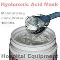 1 KG de Ácido Hialurónico Hidratante Desechable Para Dormir Máscara 1000g Blanqueamiento Agua de la Cerradura de Reparación Cosméticos Salón de Belleza Productos OEM
