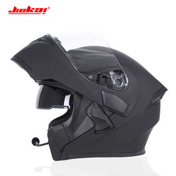 Motorcycle bluetooth racing Helmets men ECE dot waterproof casque moto Washed Inner Deodorant Flip Up MOTO helmet - DISCOUNT ITEM  25% OFF All Category