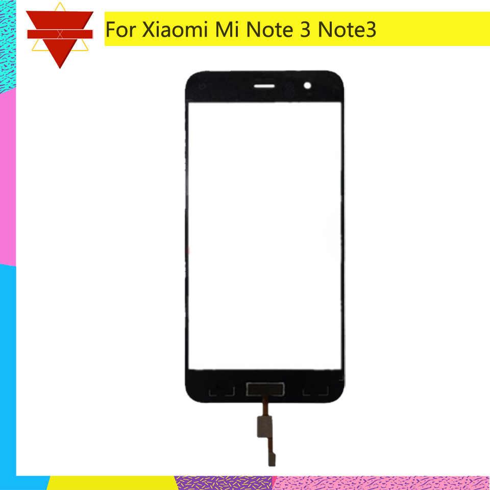 """Ban đầu Mi Note3 Màn Hình Cảm Ứng 5.5 """"Cho Xiao Mi Mi Note 3 Note3 Màn Hình Cảm Ứng Cảm Biến MÀN HÌNH Hiển Thị LCD Bộ Số Hóa Trước kính bên ngoài"""