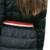 El nuevo clásico de color que restaura maneras antiguas recogen cintura hacia abajo en el 2016 de ocio de invierno abrigo largo