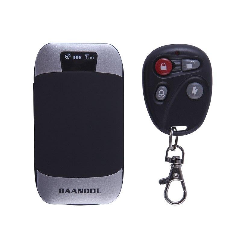 2016 Baanool 303i Car Gps Tracker Sms Gprs Gps Tracking