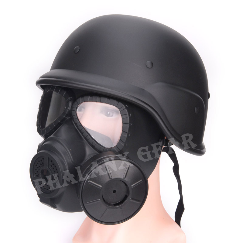 88helmet & Tactical Half Face Metal Mesh green Protective Mask twoitems include for hunting airsoft paintball ...