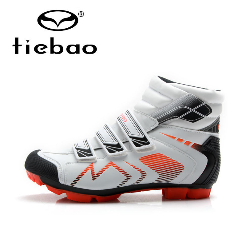 Tiebao Winter New Men Cycling Shoes MTB Mountain Bike Shoes Self-locking Breathable Bicycle Shoes Boots Sapatos de ciclismo outdoor eyewear glasses bicycle cycling sunglasses mtb mountain bike ciclismo oculos de sol for men women 5 lenses