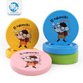 Caja de dientes DIENTES de LECHE del bebé organizador de almacenamiento Bebé montessori Educación juguetes de madera creativo diente de hadas para niños regalos