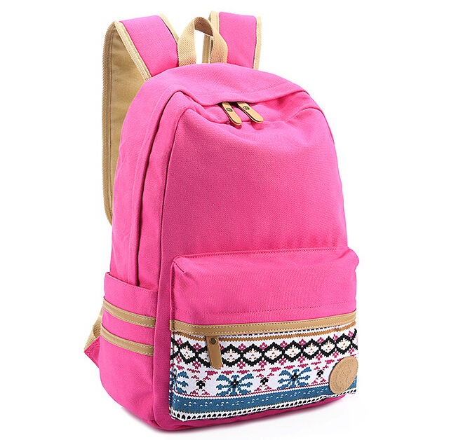 Lovely Fashion Girls Casual Backpack Women School Bags for ...