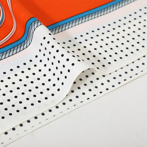 Image 5 - FXAASS בנדנה נשים חיג אב כיכר צעיף האופנה גבירותיי רטרו יוקרה משי צעיף צעיפי הדפסת 130*130 cm גדול קייפ מטפחת