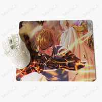 MaiYaCa New Design Anime One punch man  Customized laptop Gaming mouse pad Size for 18x22cm 20x25cm 25x29cm Game Mouse Pad 5