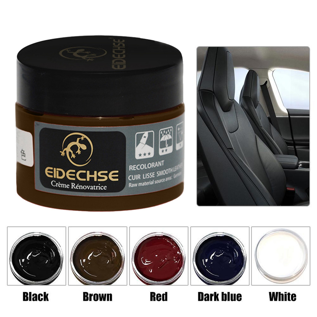 HAICAR Shoe-Cream Non-Toxic Optional-Safe Polish Repair Paste 5-Colors Stain-Wax Coloring-Agent