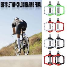 2PCS 4 Style High-quality Aluminum Alloy Bicycle Pedals Bearing Foot Mountain Bike Bearings Pedal Electric Car Bicycle Pedal
