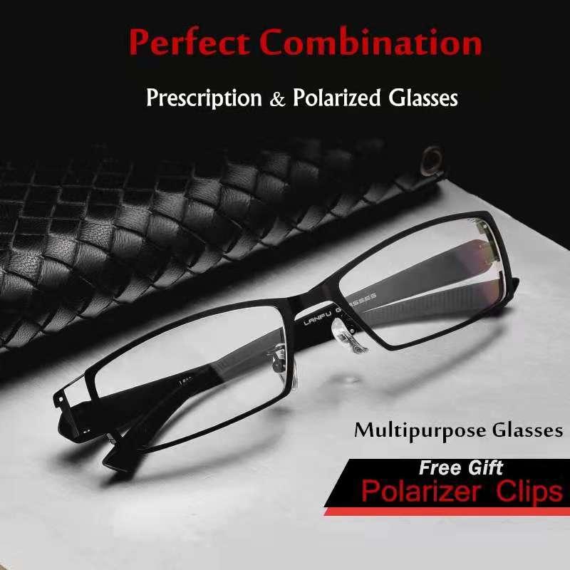 Langford rahmen brillen männer optische brille spektakel rahmen designs rezept brillen rechteck legierung business 2121