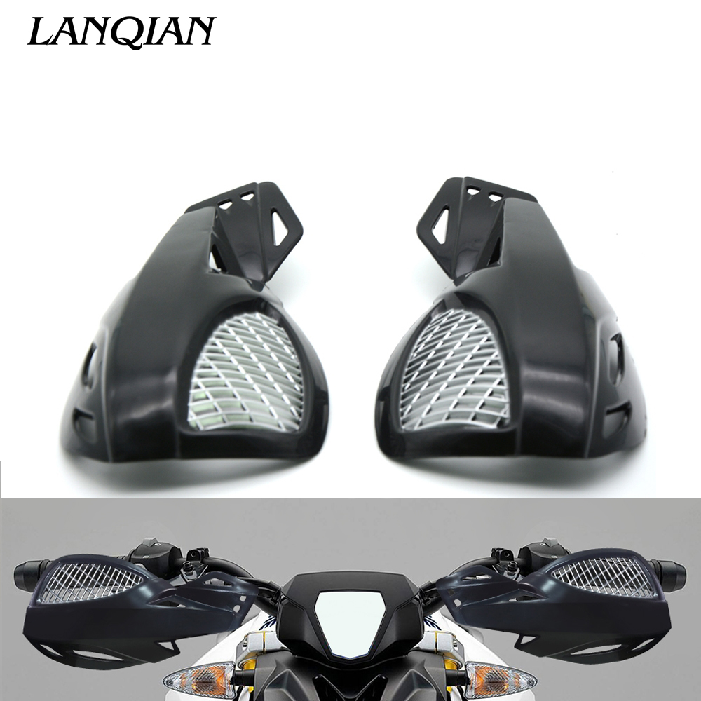 Universal Motorcycle Handlebar Hand Guards Handguard Wind Protector Protection For Yamaha XJ6/DIVERSION XJR 1300/Racer XSR