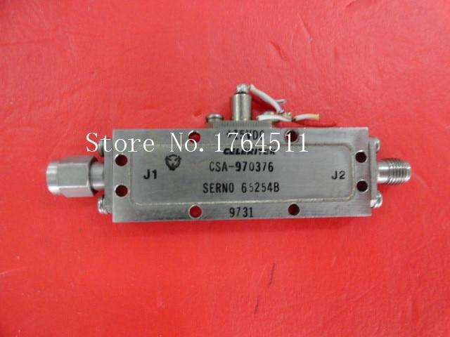 [BELLA] CELERITEK CSA-970376 15V SMA Supply Amplifier