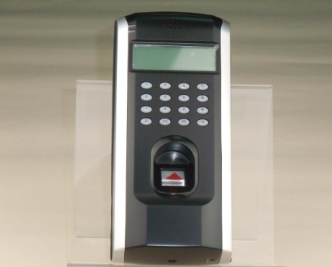 Thai Menu Biometric fingerprint door access control system ZK F7 fingerprint access control TCP/IP