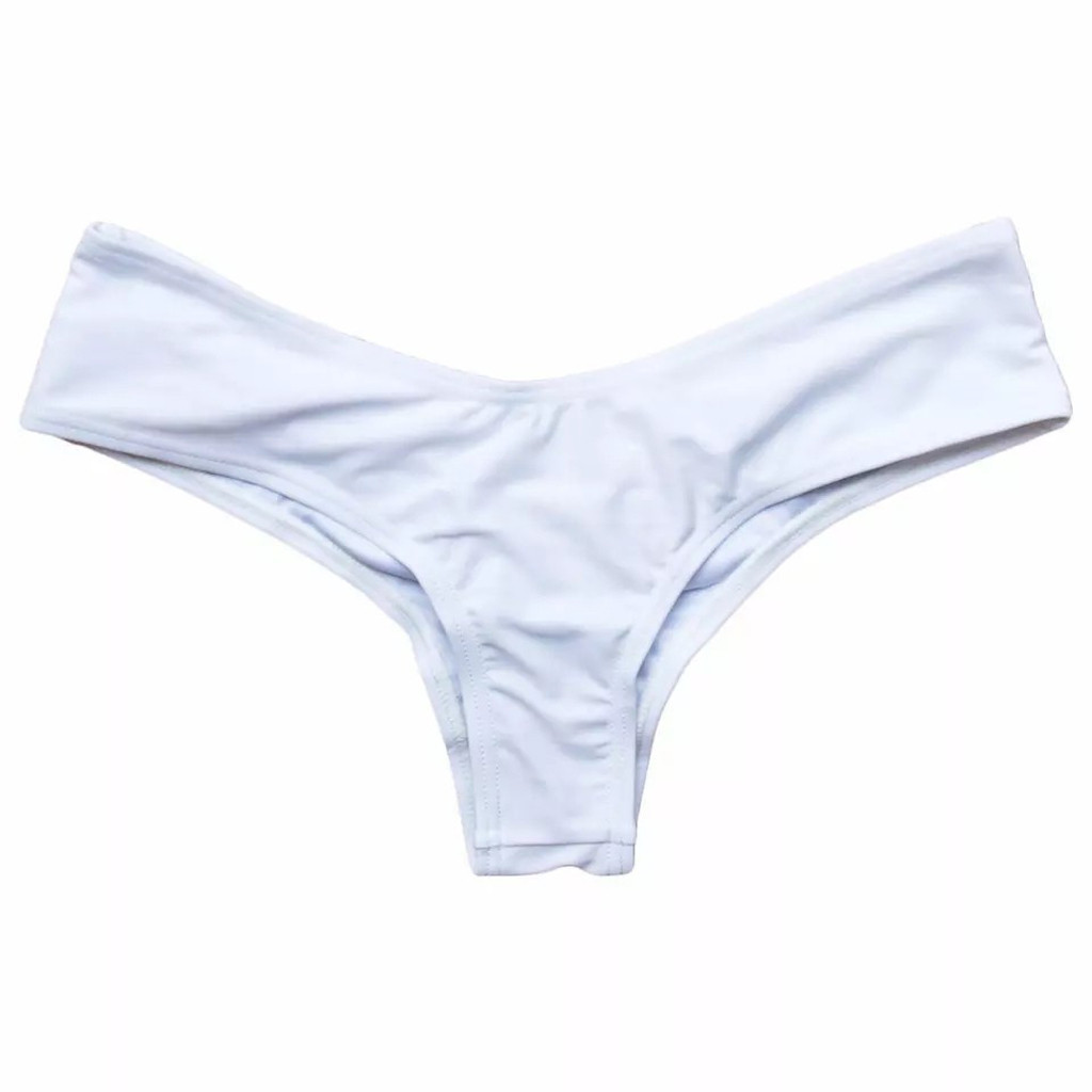 HTB1RdhkXlCw3KVjSZFlq6AJkFXab S-6XL Sexy tiny brazilian bikini bottom female swimwear women G-string Briefs micro mini Thong Panties Underwear Plus size Tanga