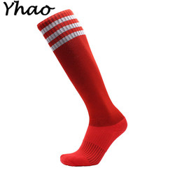 5 color long thicken football soccer compression socks anti slip cotton cycling socks men women fitness.jpg 250x250