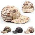 Retro de La Vendimia del Camuflaje de Los Hombres Del Hombre Del Sombrero de Camo Del Ejército Gorra de Béisbol Hombres Deportes Papá Sombreros gorras Sombreros para el Sol Para Viajes