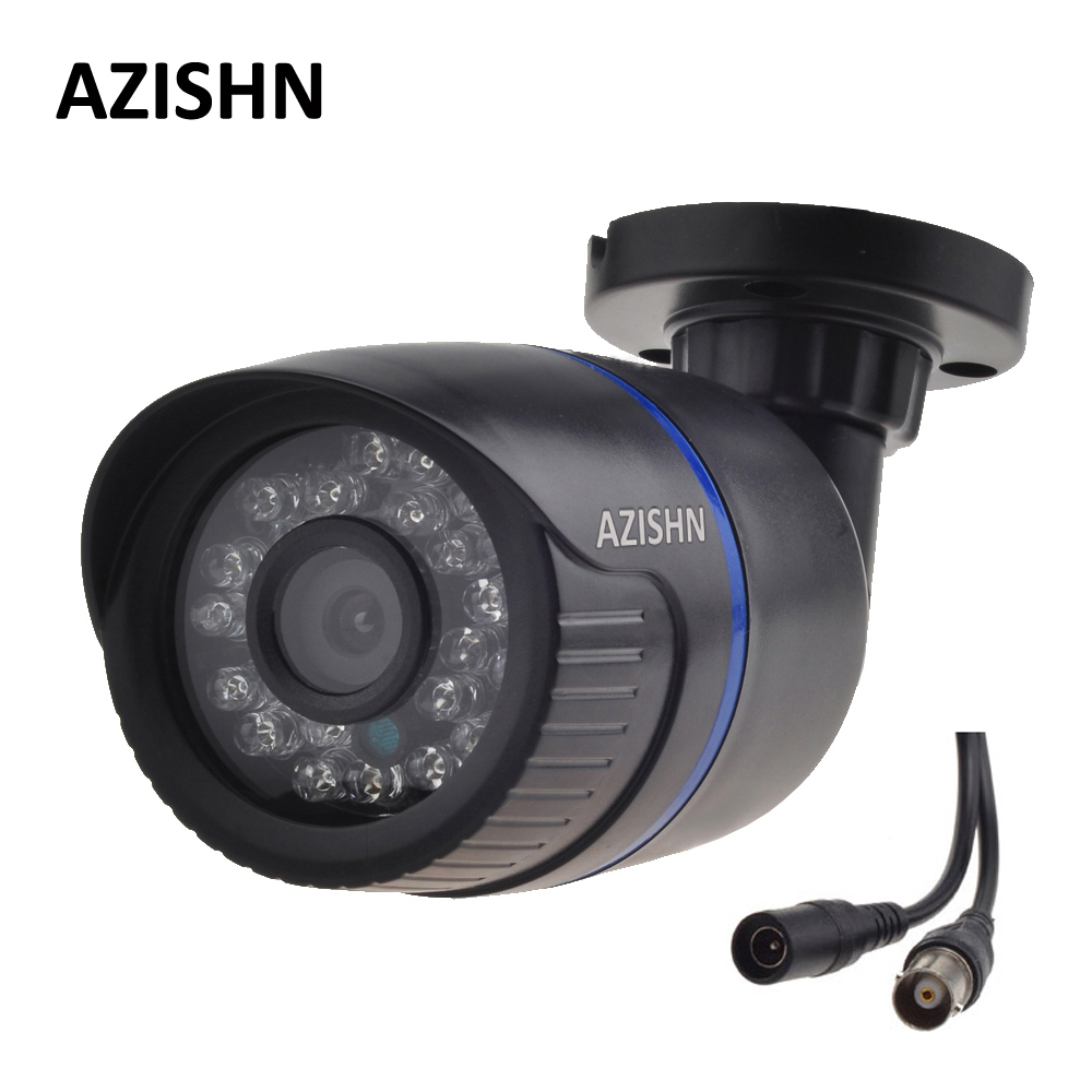 HD 1080P AHD Video Surveillance Camera Sony IMX323 Sensor CCTV Camera 2.0 MegaPixel IR Night Vision Outdoor Waterproof Camera smar outdoor bullet ip camera sony imx323 sensor surveillance camera 30 ir led infrared night vision cctv camera waterproof