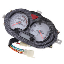 12V Motorbike 7 Pins Plug Speedometer Assembly For Honda DAX 50 70 CT70 ST50 ST70 45 mm / 1.77 Inch Motorcycle Accessories(China)