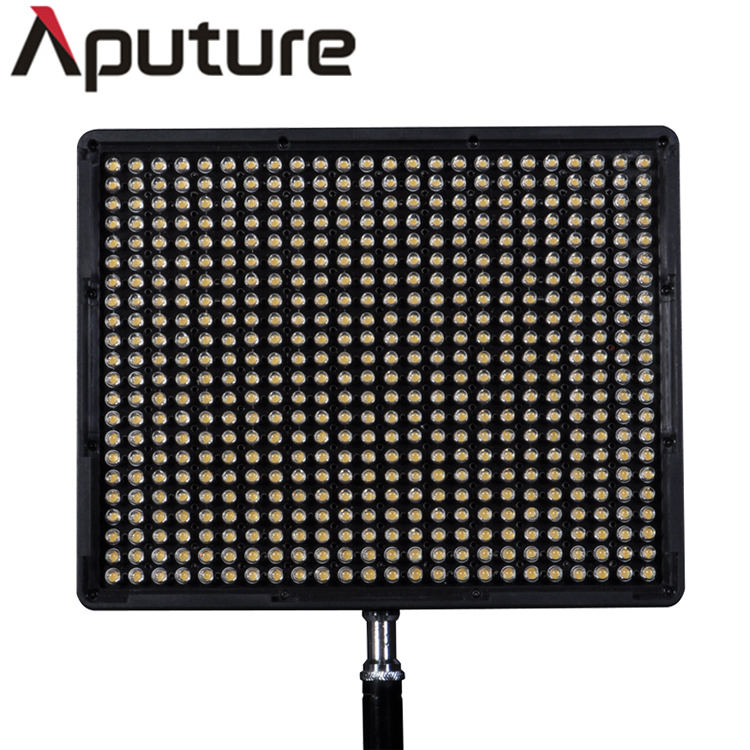 Original Aputure Amaran AL-528S 528 PCS LED Video Light Studio Camera Photo Light Spotlight Panel for Camcorder DSLR Camera