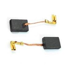 2 шт. 16 мм x 11 мм x 5 мм мотор электрический угольные щетки для Makita 9553NB