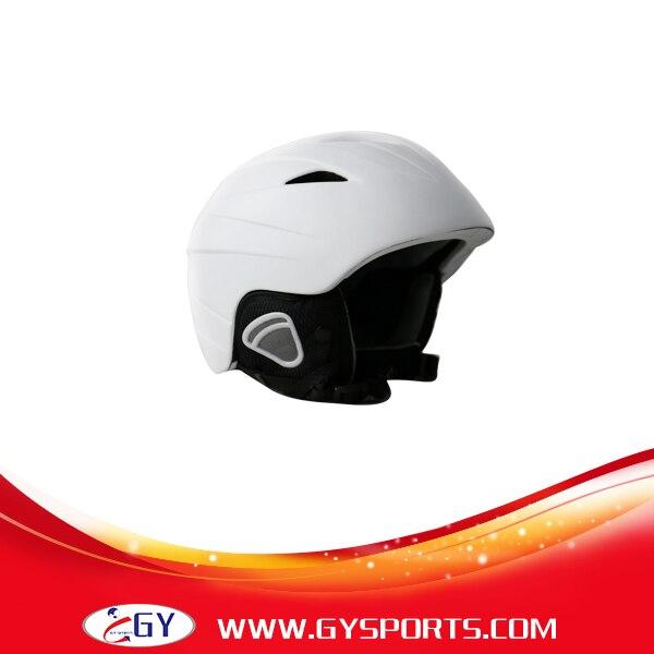 2016 Good quality white ski helmet,snow sports equipment