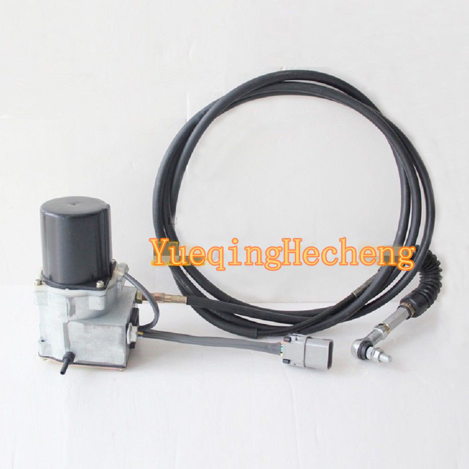 New Throttle Stepping Motor Assy 2523-9014/15 For Excavator DH220-5 DH280 Free Shipping