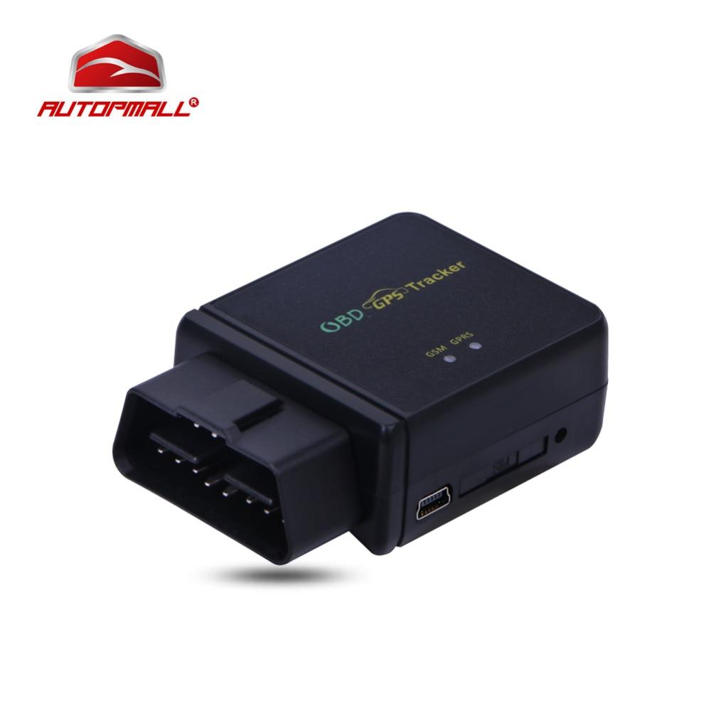 БД GPS трекер 3G GPS локатор Поддержка 9-45 В автомобиль грузовик автобус устройства слежения OBD II интерфейс время жизни Бесплатная на платформе