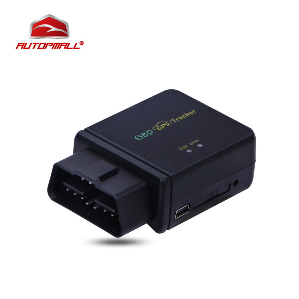 OBD GPS Tracker Car 3G GPS Locator Support 9-45V Car Truck Bus Vehicle Tracking Device OBD II Interface Life Time Free Platform
