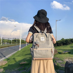 Image 2 - New Korean Girls School Backpack Fashion Girl Travel Bags Mochila Feminina Escolar Bagpack Mini Backpack Women Rucksack Backpack