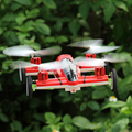 Hot sell rc toy S8 2.4Ghz 4CH remote control RC Drone Powered Off-road Sport Rally Racing 4WD RC Flying Car Quadcopter VS x9 x9s