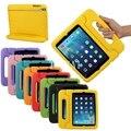 New bonito eva prova casos smart cover para apple ipad mini crianças crianças seguras de silício para ipad mini 3 2 1 protetora casos
