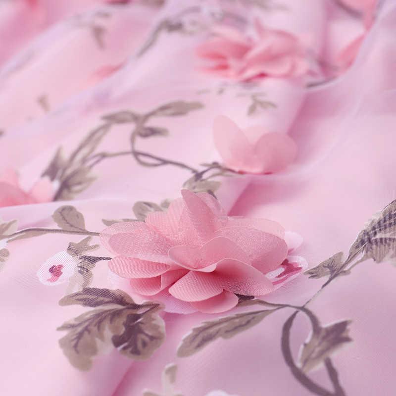 4633260a4e Backlakegirls Beautiful Nigerian Flowers Evening Dress Elegant Long Lace  Court Train Floral Print Evening Gown 2018 Vestidos De