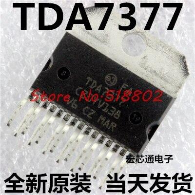 2pcs/lot TDA7377A TDA7377 ZIP In Stock