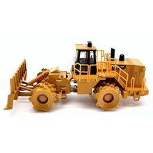 Редкая литая игрушка модель Norscot 1:50 гусеница кошка 836 H свалки уплотнитель инженерное оборудование 55202 для мальчика подарок, коллекция