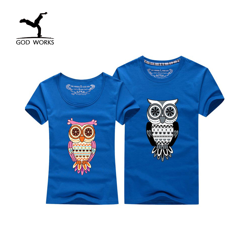2017 Animal Night Owl T shirt For Men And Women Lovers ...