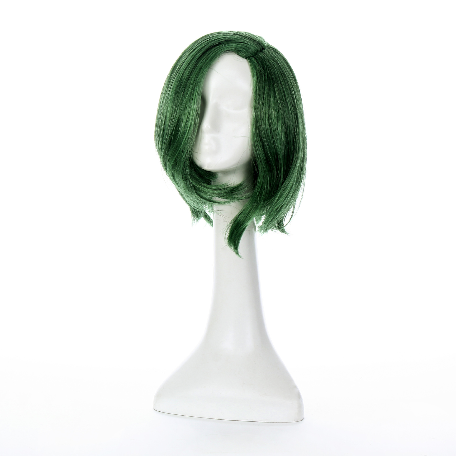 Beautytown Polaris Short Heat Resistant Hair Green Hand Tied Blogger Daily Makeup Synthetic Lace Front Wedding Cosplay Party Wig Be Shrewd In Money Matters