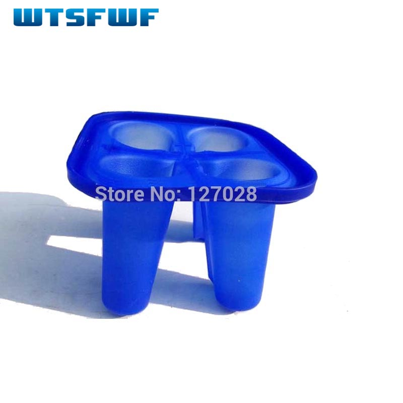 Wtsfwf Freeshipping 4 in 1 Silicone Small Wine Glass Mug Fixture Clamp For ST-1520 3D Mini Sublimation Mug Printing wtsfwf freeshipping 6pcs lot 12oz conic mug clamp rubber conic mug clamp silicone cone mug clamp for 3d sublimation transfer