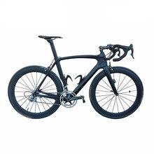 SmileTeam 700C Full Carbon Road Racing Bike Complete carbon road bike full carbon rennrad bike road frame 22 speed road bicycle