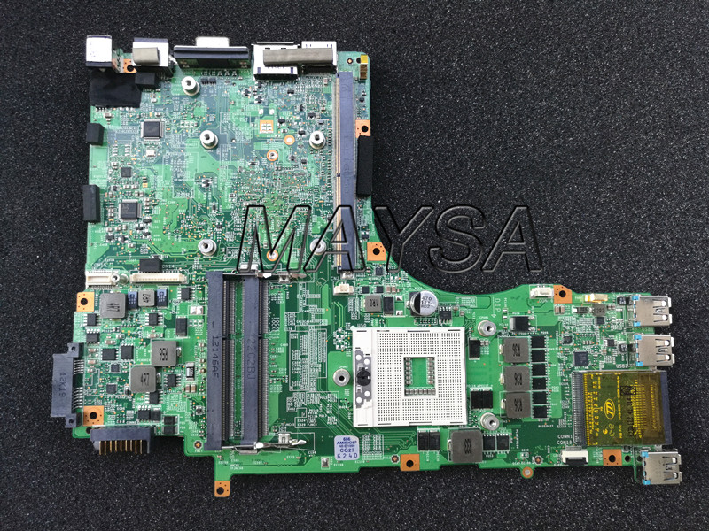 High Quality Original For MSI GT70 Laptop Motherboard MS-17621 REV:2.1 PGA989 DDR3 HM77 Mainboard 100% Tested Fast Ship