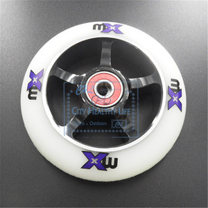 110mm 100mm Scooter Wheels Alu