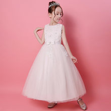 db9f057ae4e63 High Quality Long Dress Girl 12 Years Old Promotion-Shop for High ...