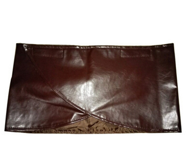 Attack On Titan Deluxe Edition Cosplay Costumes Chocolate PU Leather Apron Belt Skirt