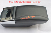 New Black Storage Box Armrest Center Console For Ford Focus 2 2003 2004 2005 2006 2007 2008