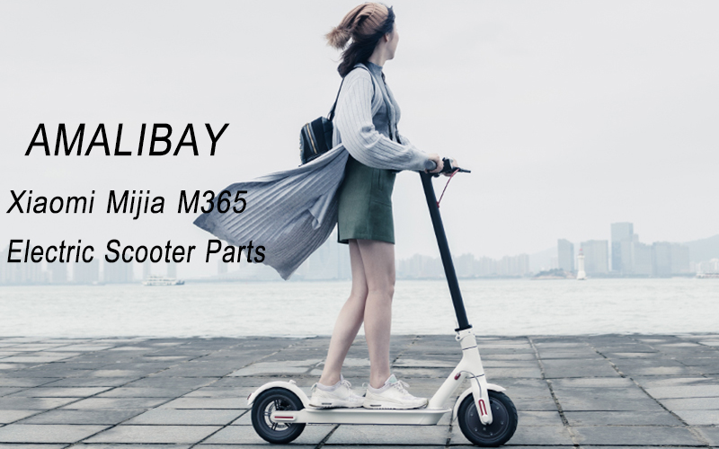 Amalibay Carry Strips for Ninebot Es1 Xiaomi M365 Modified